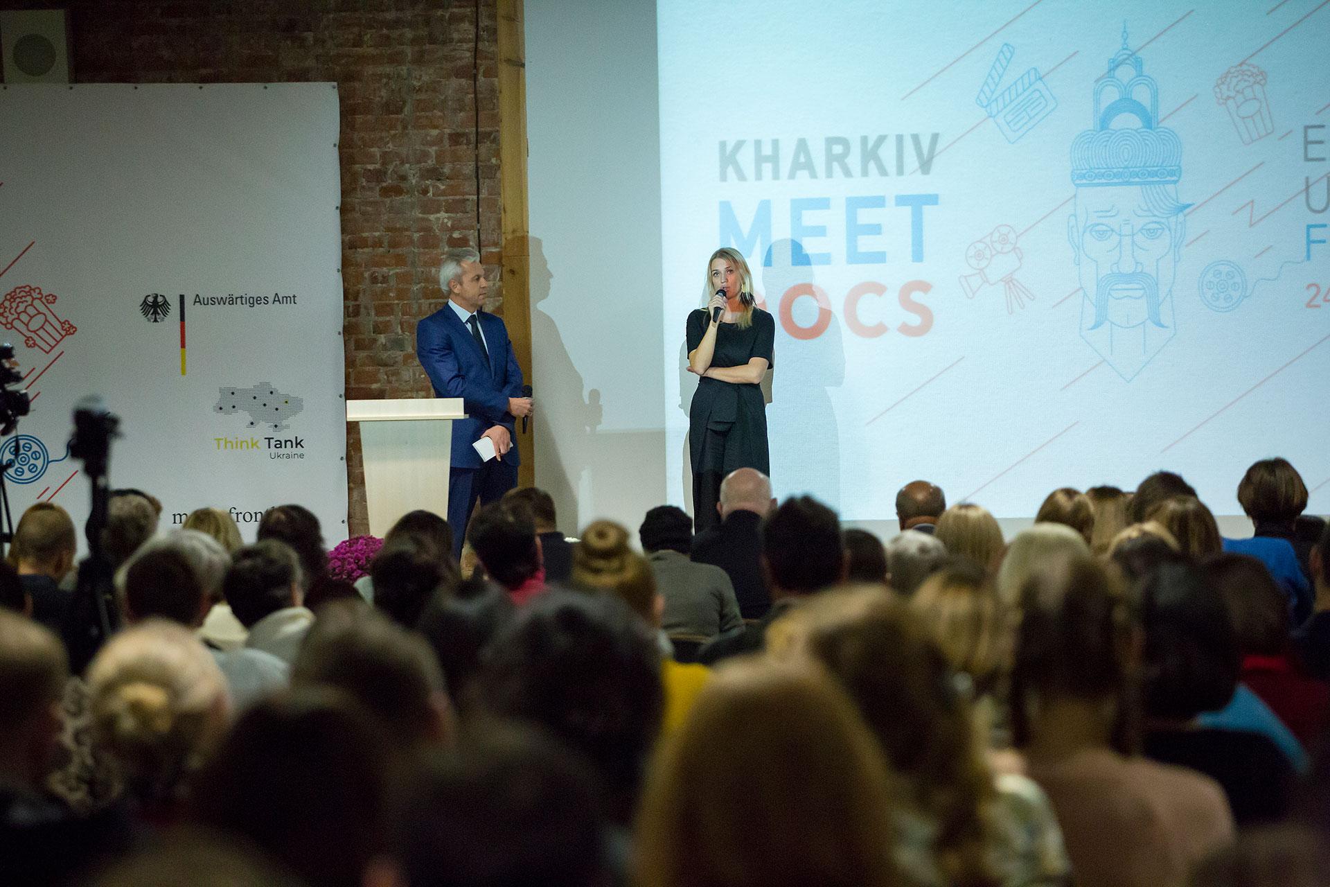 Kharkiv Meet Docs